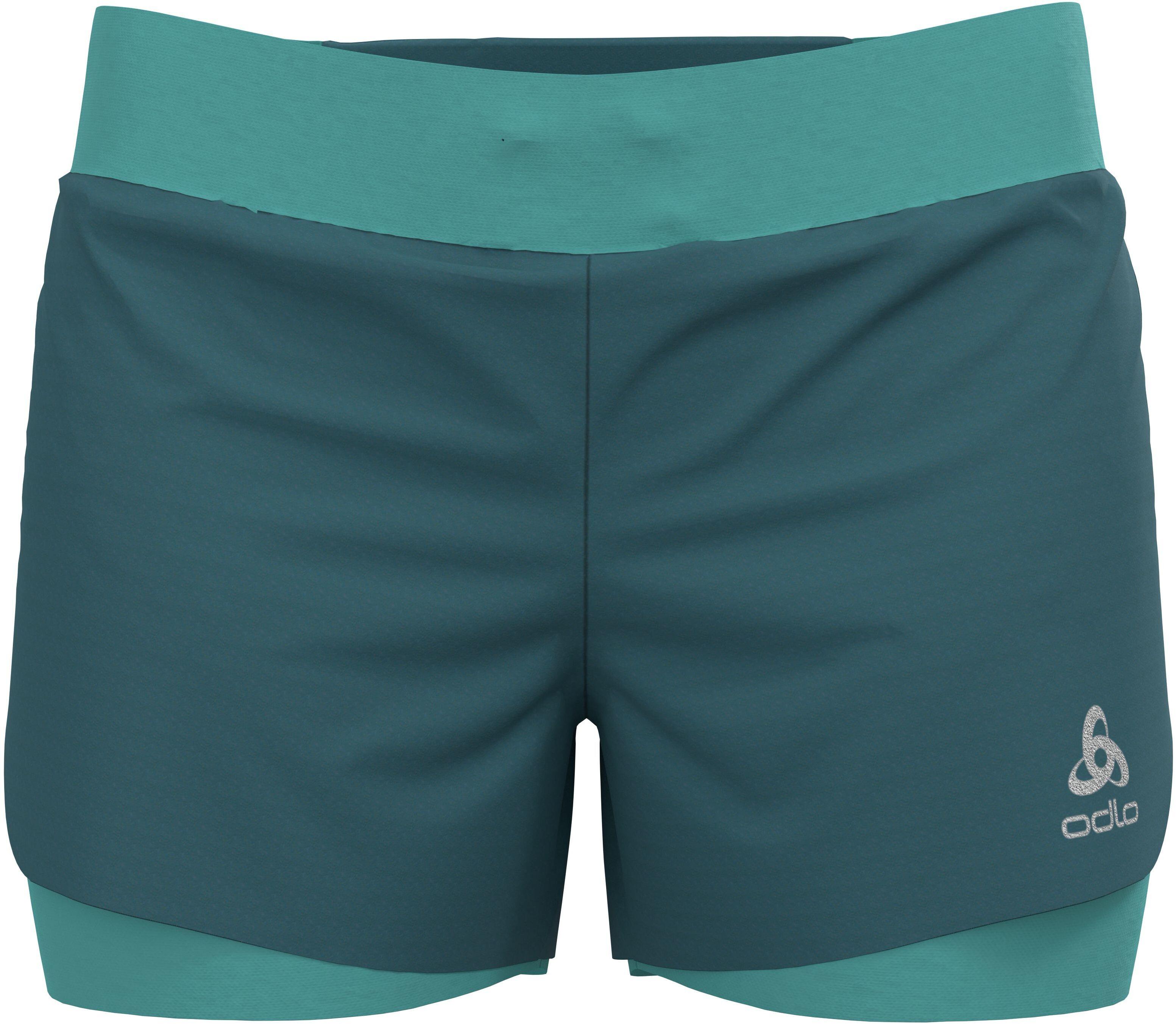 ODLO Womens Short Zeroweight ZEROWEIGHT Shorts